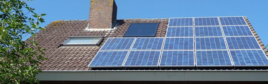 BTW terug bij zonnepanelen